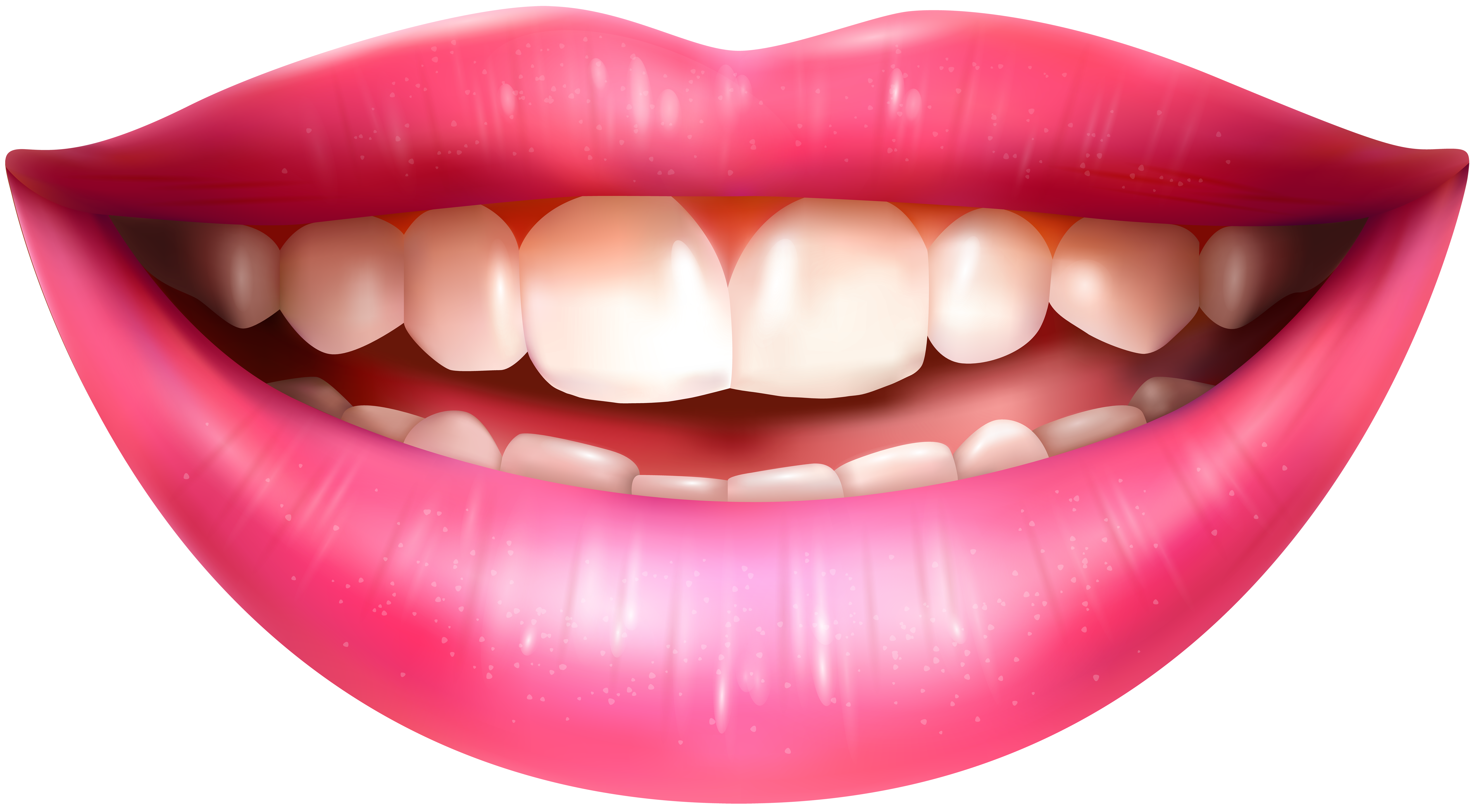 Clipart money smiles graphic transparent download Smiling Mouth PNG Clip Art - Best WEB Clipart graphic transparent download