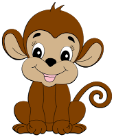Jungle monkey clipart image transparent download Cute Monkey Clip Art   Cute Monkey   Clipart   Cute monkey, Cute ... image transparent download