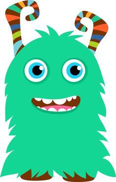 Dojo monsters clipart clip art stock Free Monster Clip Art Pictures - Clipartix clip art stock