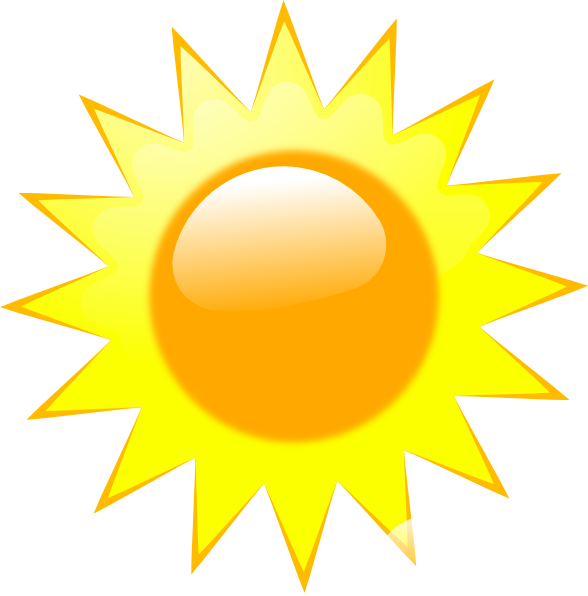 Clipart morning sun png black and white stock Morning sun clipart for your website | ClipartMonk - Free Clip Art ... png black and white stock