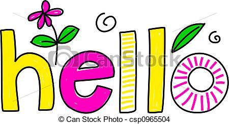 Clipart mot jpg library library Bonjour Word Clipart - Clipart Kid jpg library library