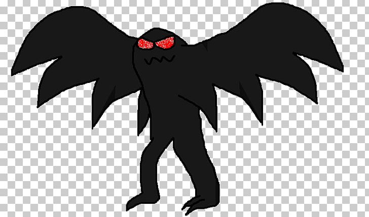 Clipart mothman vector black and white Point Pleasant Mothman PNG, Clipart, Copying, Download, Fictional ... vector black and white