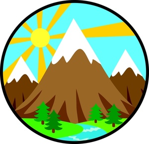Countain clipart clipart royalty free library Mountain Clip Art Free Download   Clipart Panda - Free Clipart Images clipart royalty free library