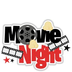 Clipart movie night freeuse download 39 Best Movie Clipart images in 2019 | Movie tickets, Birthday ... freeuse download