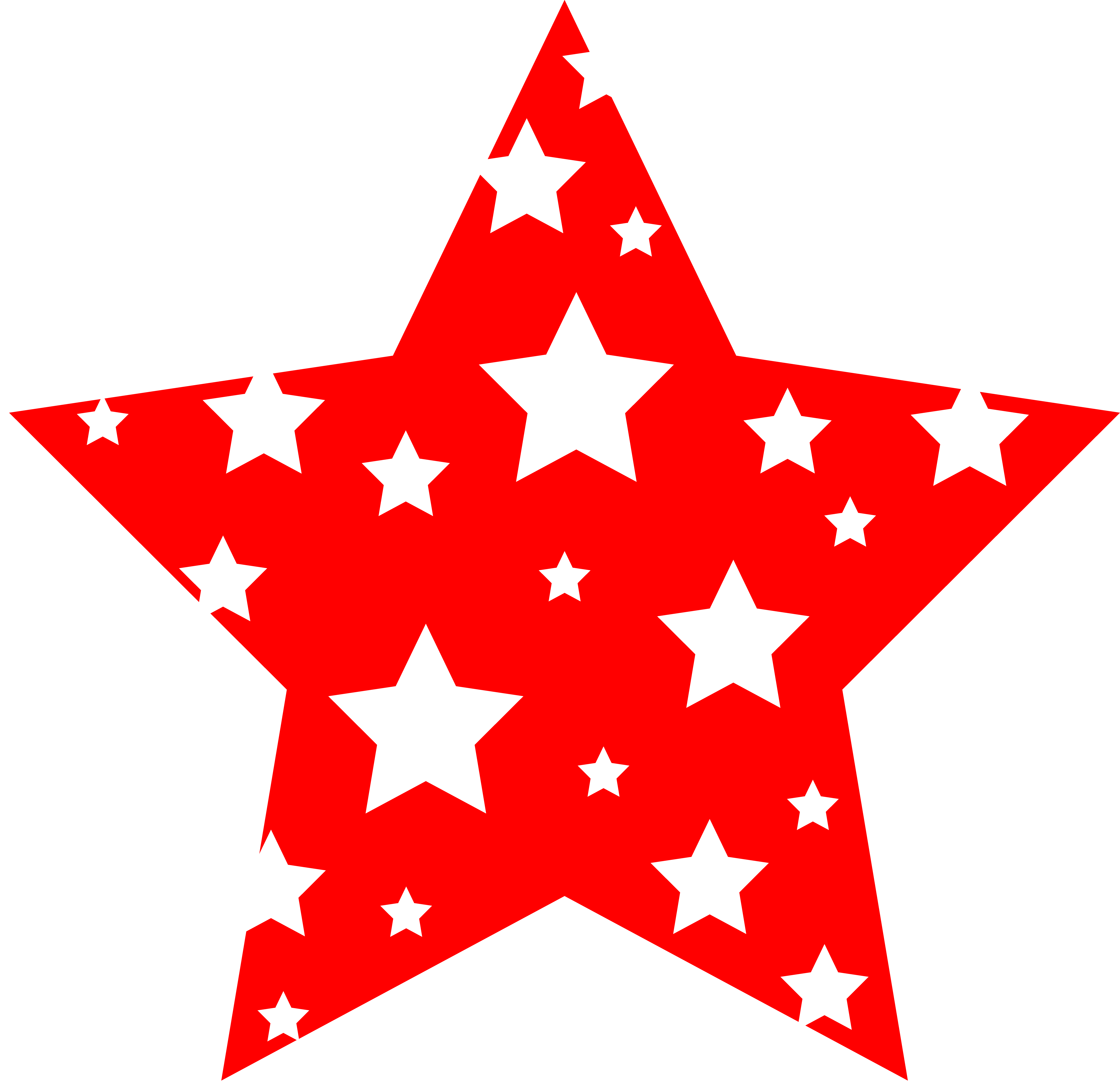 Clipart picture of a star banner royalty free library Clipart Stars | Clipart Panda - Free Clipart Images banner royalty free library