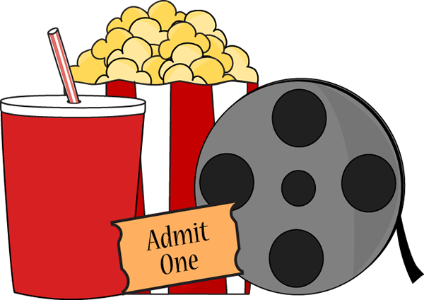 Movies Clipart & Look At Clip Art Images - ClipartLook picture library library