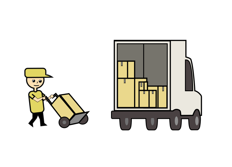Clipart moving house vector royalty free stock Move Clipart storage facility - Free Clipart on Dumielauxepices.net vector royalty free stock