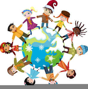 Multicultural School Clipart | Free Images at Clker.com - vector ... clip library library