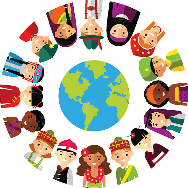 Multicultural Children Clipart Culture - Clipart1001 - Free Cliparts clip freeuse stock