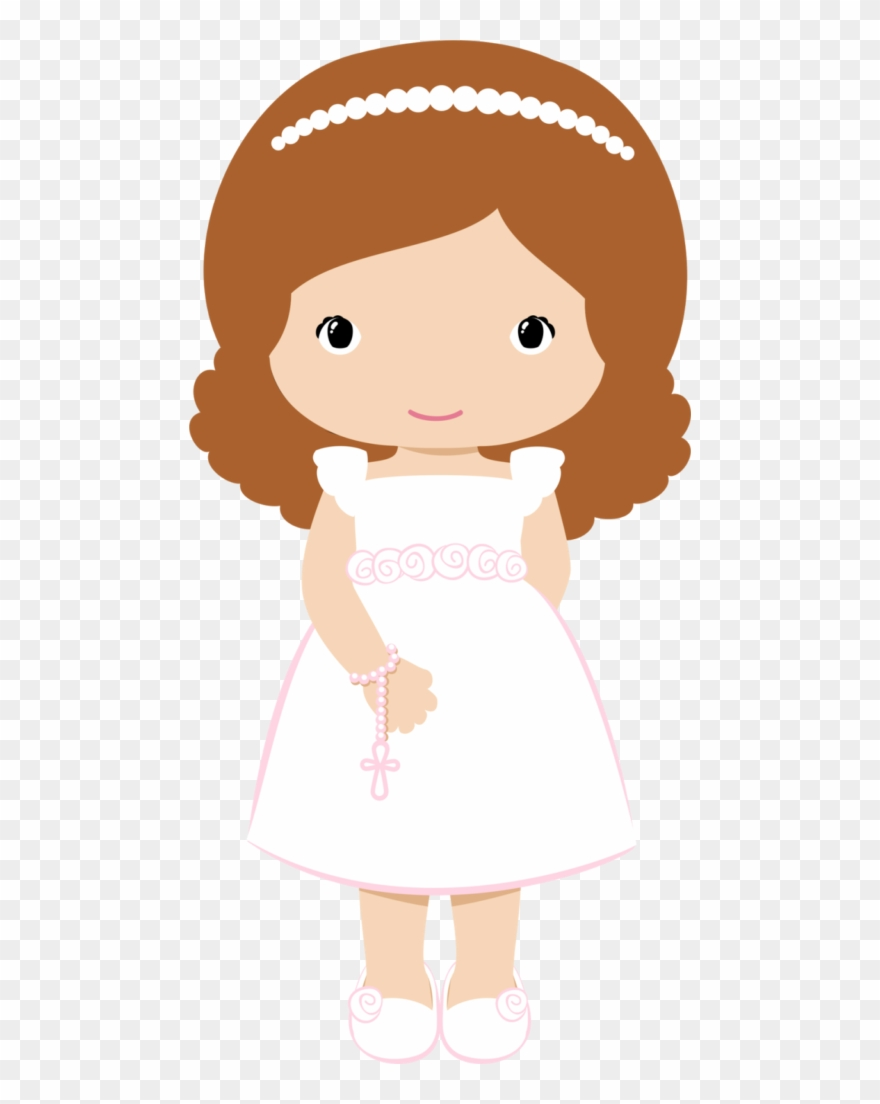 Clipart munecas clip download 13 136166 First Communion Girl Clipart Clip First Communion ... clip download
