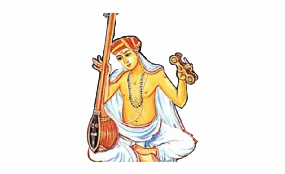 Clipart music 2018 download graphic freeuse download Sheet Music Clipart Carnatic Music Instrument - Thyagaraja Aradhana ... graphic freeuse download
