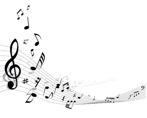 Music background clipart graphic freeuse download Free Printable Musical Notes Borders | Music Vector Graphics ... graphic freeuse download