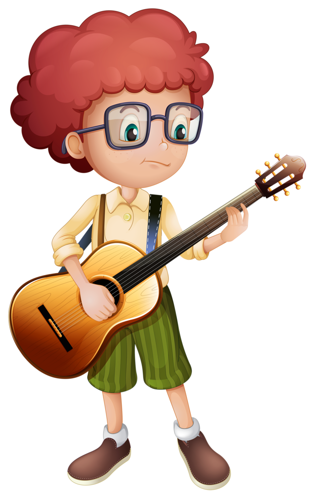 Rock star kid clipart png free library 4.png | Pinterest | Clip art, Body template and Amigurumi doll png free library