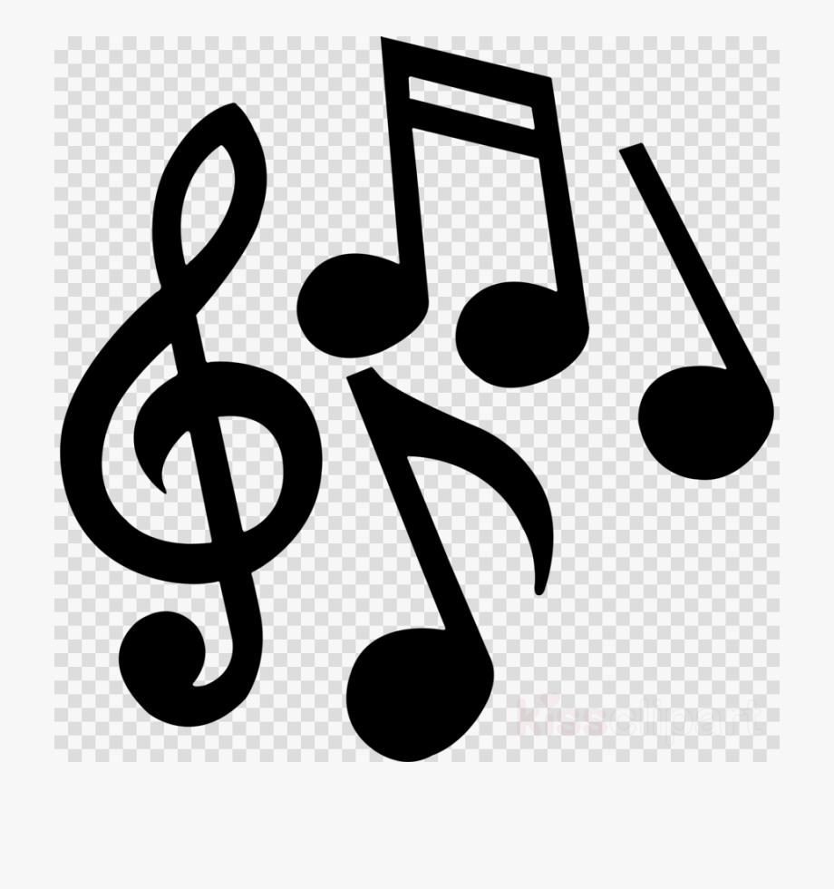 Clipart music symbol svg black and white library Note Clipart Music Symbol - Music Symbol Music Clipart #637769 ... svg black and white library