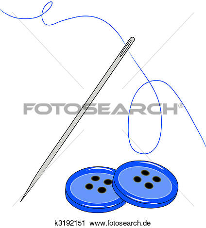 Clipart nadel und faden clipart transparent download Clipart - nähende nadel, und, faden, mit, tasten k3192151 - Suche ... clipart transparent download