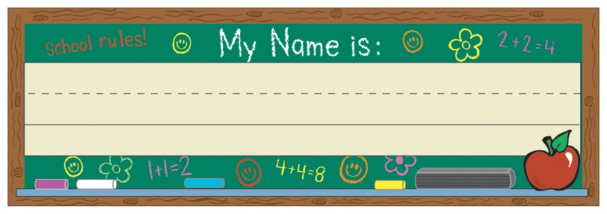 Clipart name plate freeuse library Student desk name plates name plate cliparts free download clip art ... freeuse library