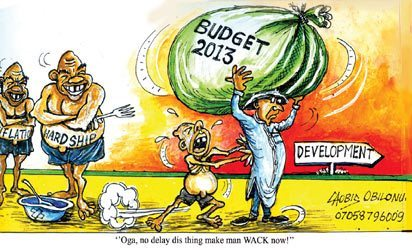 Clipart national budget 2013 vector free stock Budget Blues: Return from the cliff - Vanguard News vector free stock
