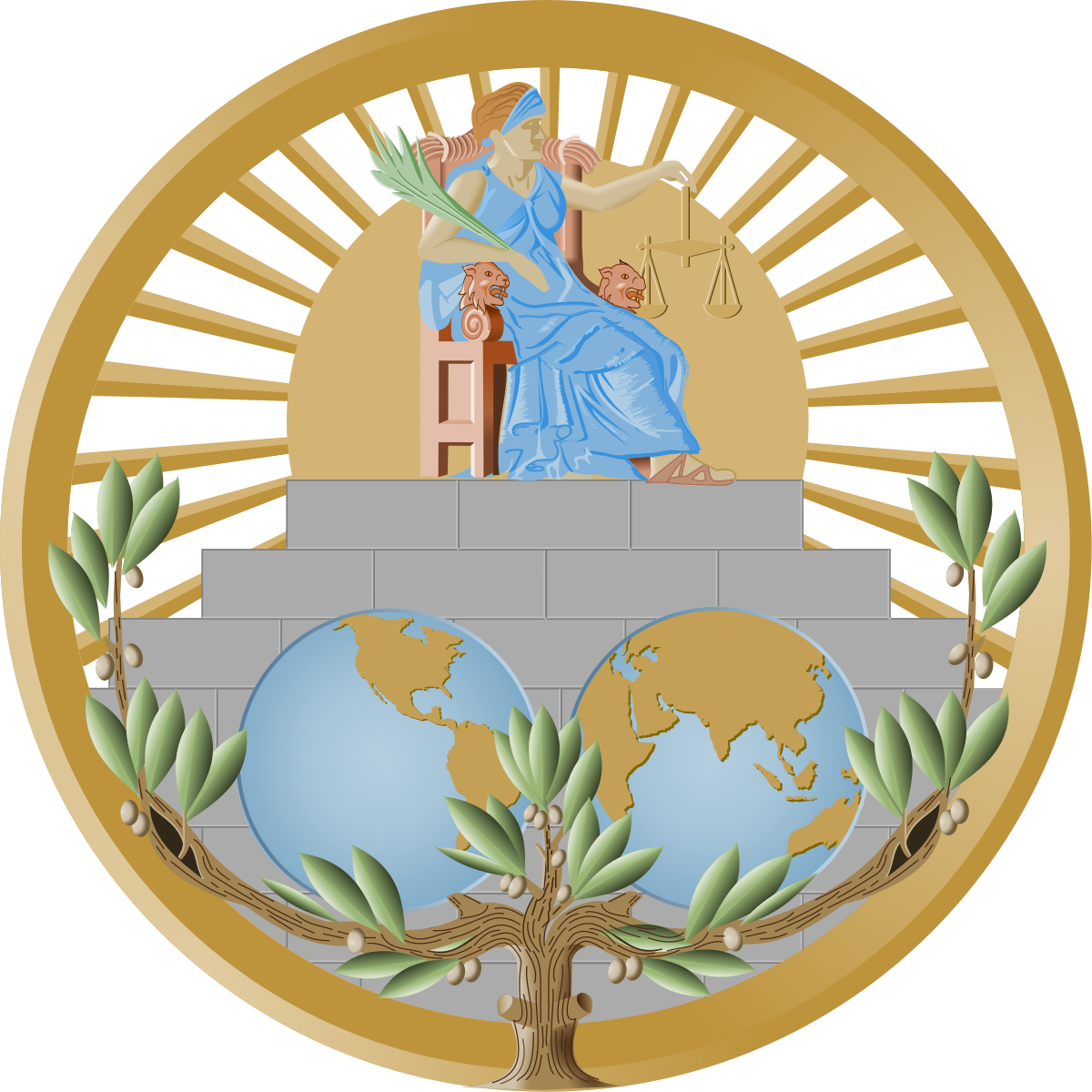 Clipart national court decisions freeuse stock International Court of Justice - Wikipedia freeuse stock