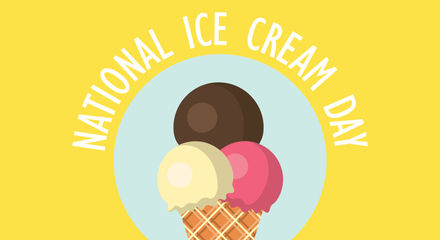Clipart national ice cream day png freeuse National ice cream day 2018 greeting cards. Free download all images. png freeuse