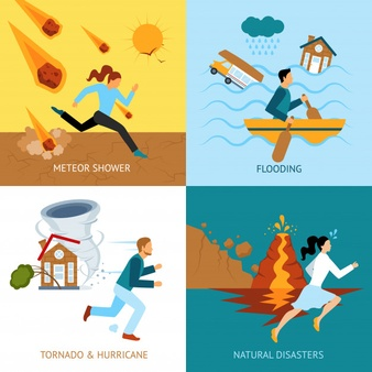 Clipart natural disaster clip free stock Natural Disaster Vectors, Photos and PSD files | Free Download clip free stock