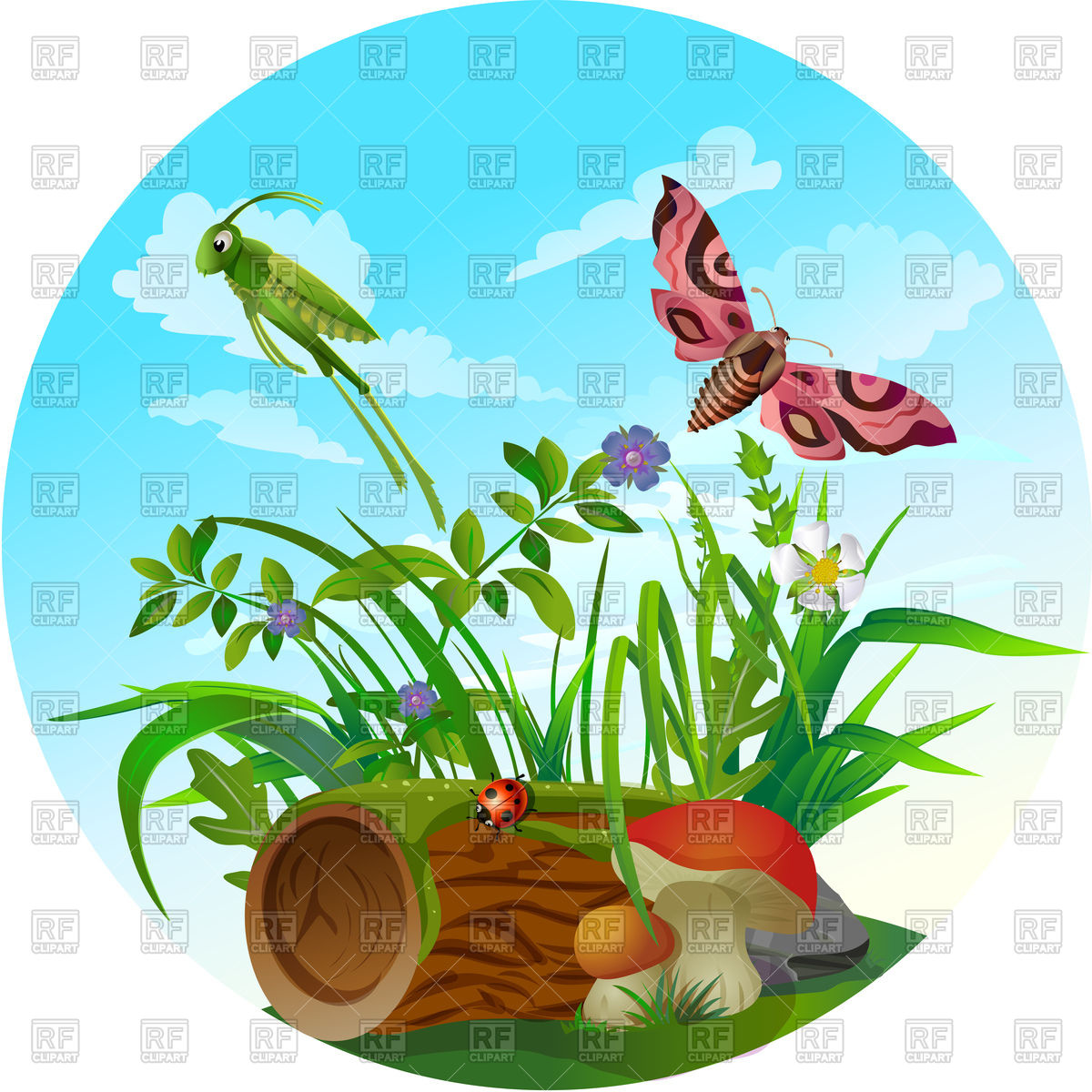 Clipart nature scenes graphic Nature Clipart | Free download best Nature Clipart on ClipArtMag.com graphic