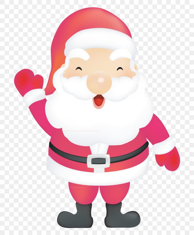 Clipart navidad image transparent Papa Noel Santa Claus Navidad Vector Papa Clipart | HandandBeak image transparent