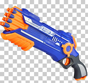 Clipart nerfgun clip library Nerf N-Strike Elite Nerf Blaster Nerf war, darts, blue and orange ... clip library