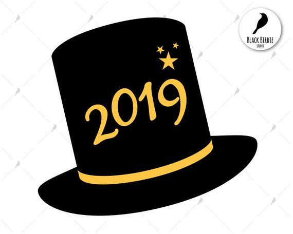 Clipart new years 2019 vector library download Happy New Year Clipart 2019 For Free Download   Graphics   New year ... vector library download