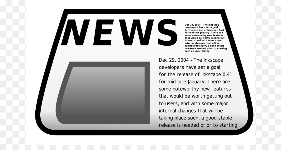 Clipart newspaper article vector free Free Newspaper Article Clip Art News Cliparts Png Download 732 ... vector free