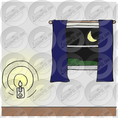 Clipart nightlight picture download Nightlight Picture for Classroom / Therapy Use - Great Nightlight ... picture download