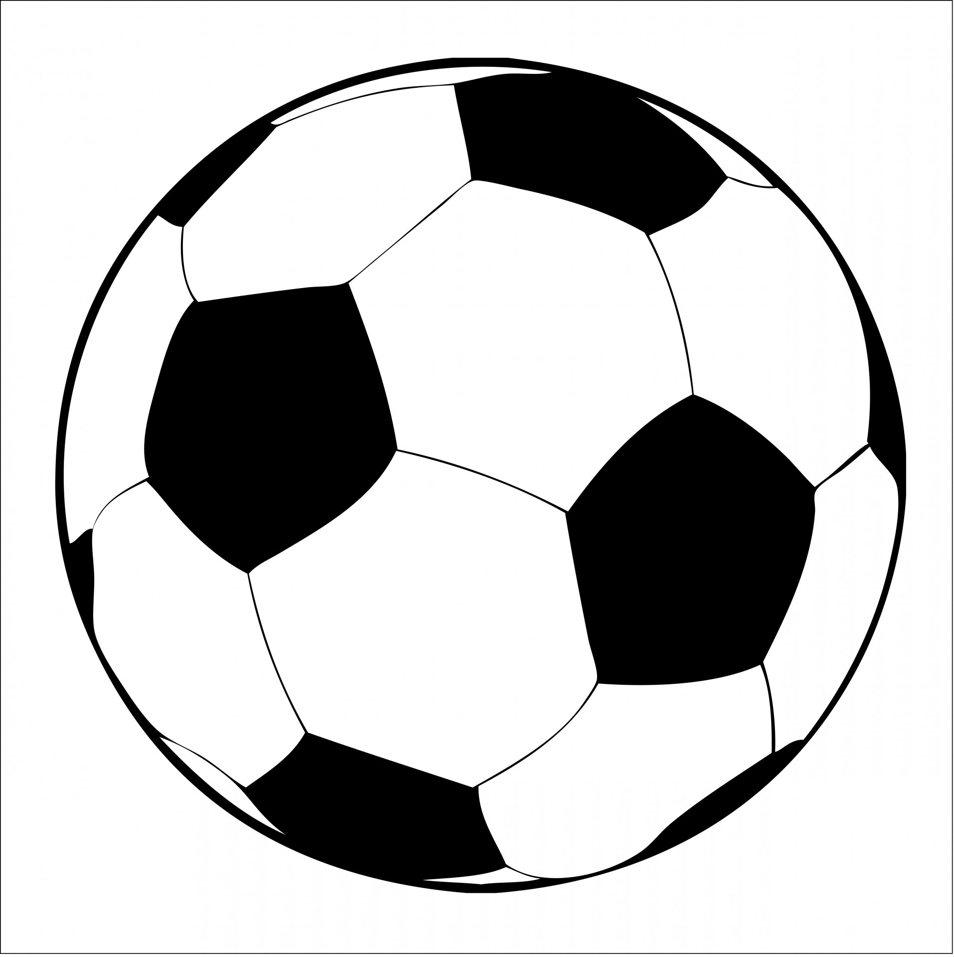 Clipart nike soccer ball picture transparent stock Nike soccer ball clipart - ClipartFox picture transparent stock