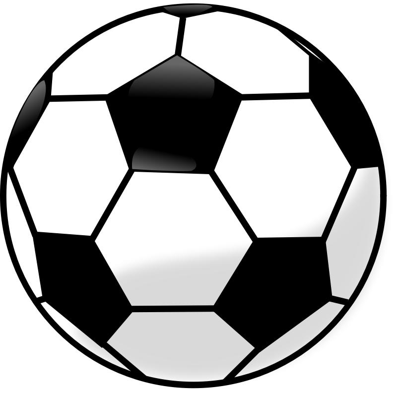 Clipart nike soccer ball freeuse Soccer ball clipart background - ClipartFest freeuse