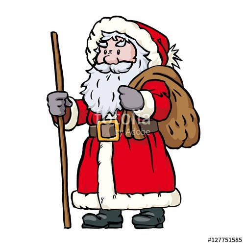 Clipart nikolaus svg free library Clipart sankt nikolaus » Clipart Portal svg free library