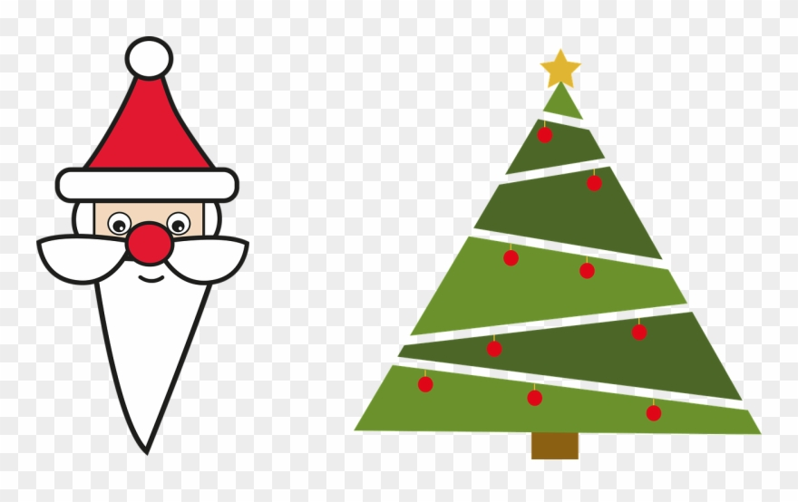 Clipart noel gratuit png transparent download Clipart Deco Noel Gratuit Amp Clip Art Images - Triangle Christmas ... png transparent download