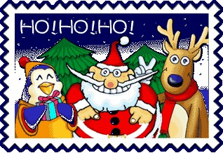 Clipart noel humour clip freeuse download Image Clipart Noel gratuit en ligne... clip freeuse download
