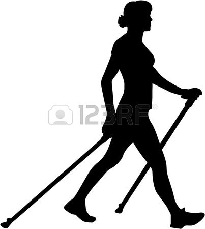 Clipart nordic walking kostenlos clip transparent 767 Nordic Walking Stock Illustrations, Cliparts And Royalty Free ... clip transparent