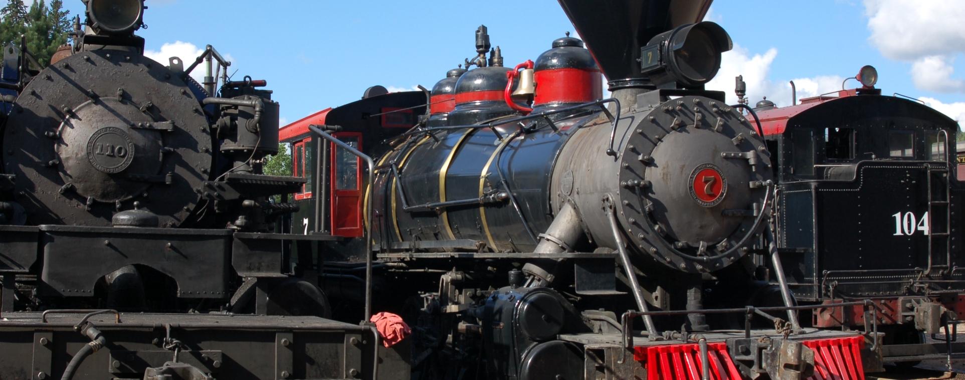 Clipart north dakota state museum black and white clip black and white South Dakota State Railroad Museum | Black Hills & Badlands - South ... clip black and white