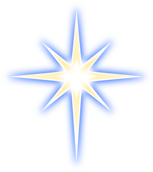 Northern star clipart graphic free stock North Star Clip Art at Clker.com - vector clip art online, royalty ... graphic free stock