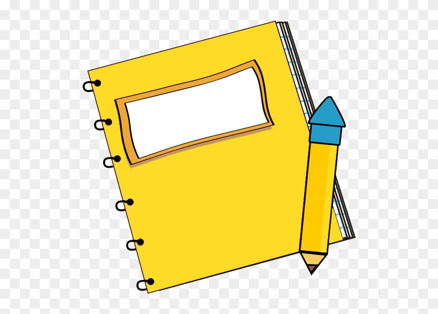 Clipart notebooks