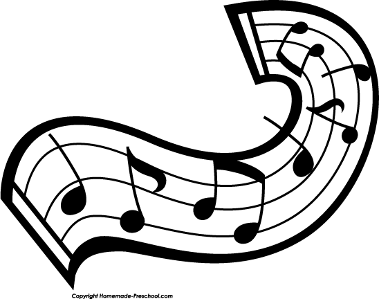 Clipart notes image royalty free Music Notes Clipart | Clipart Panda - Free Clipart Images image royalty free