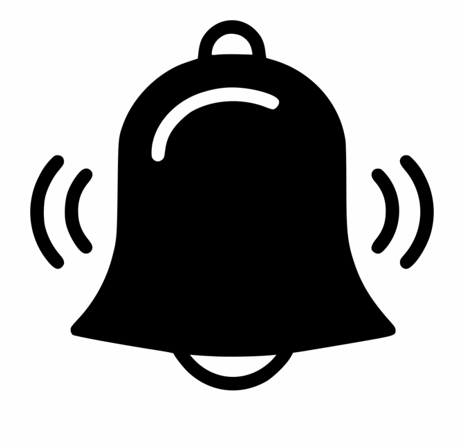 Notification bell clipart image library Youtube Bell Icon Svg , Png Download - Notification Bell Purple Free ... image library