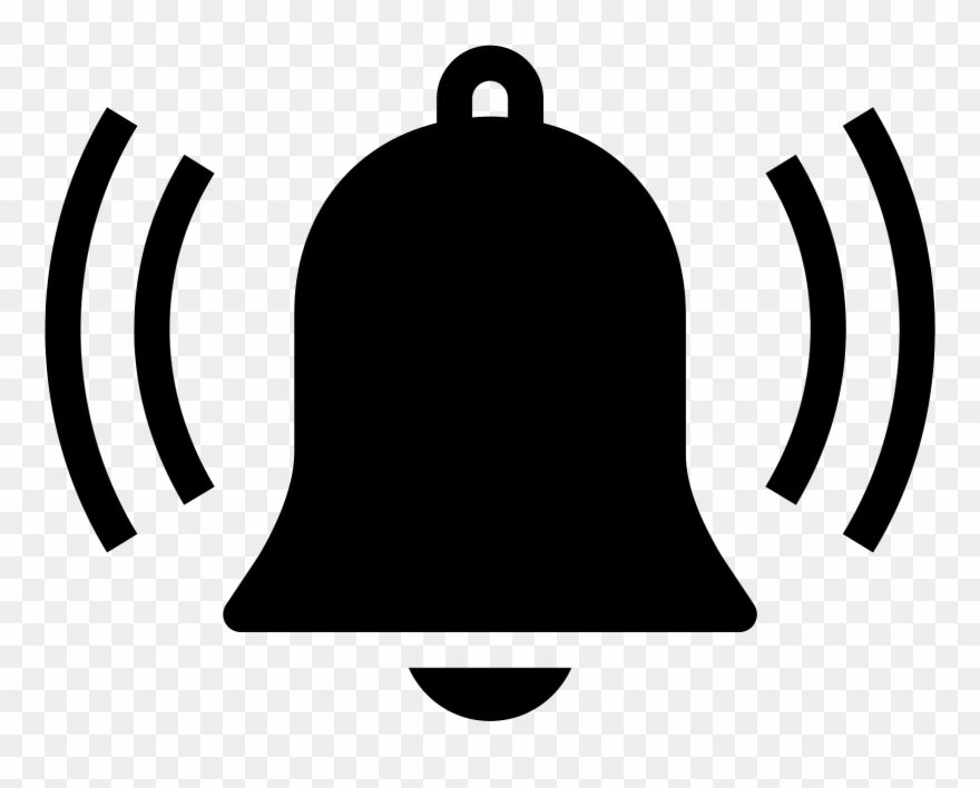 Notification bell clipart