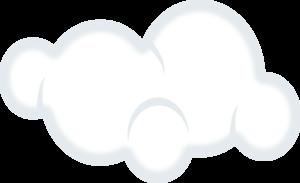 Clipart nube clipart transparent download Nube Clip Art at Clker.com - vector clip art online, royalty free ... clipart transparent download