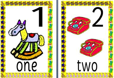 Clipart number 1 10 png royalty free Clipart numbers 1 20 - ClipartFest png royalty free