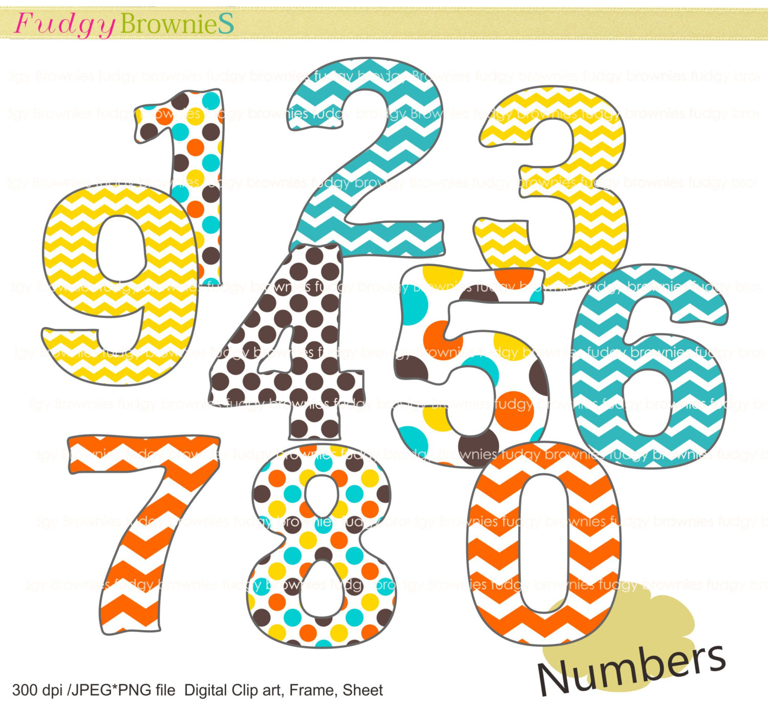Clipart number 1 10 graphic transparent Numbers 1 to 10 clipart - ClipartFest graphic transparent