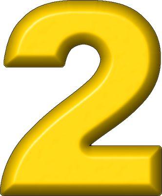 Clipart number 2 vector freeuse download 27+ Number 2 Clipart | ClipartLook vector freeuse download