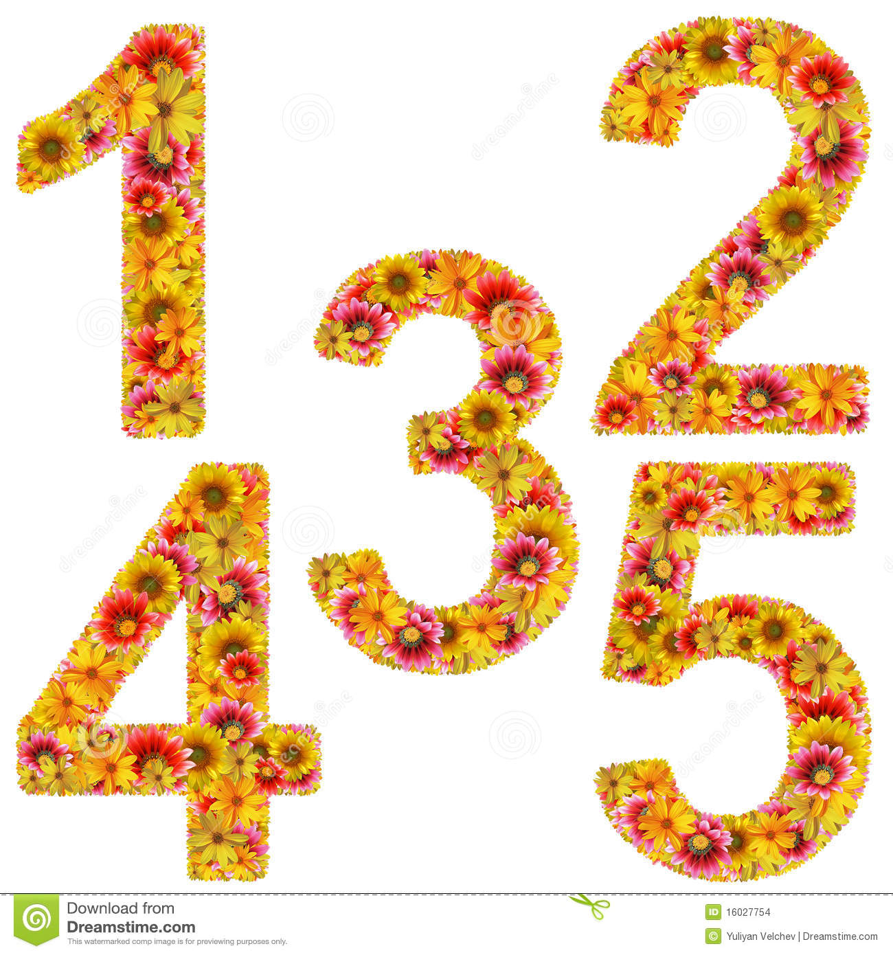 Clipart numbers 1 5 banner library Clipart numbers 1 5 - ClipartFest banner library