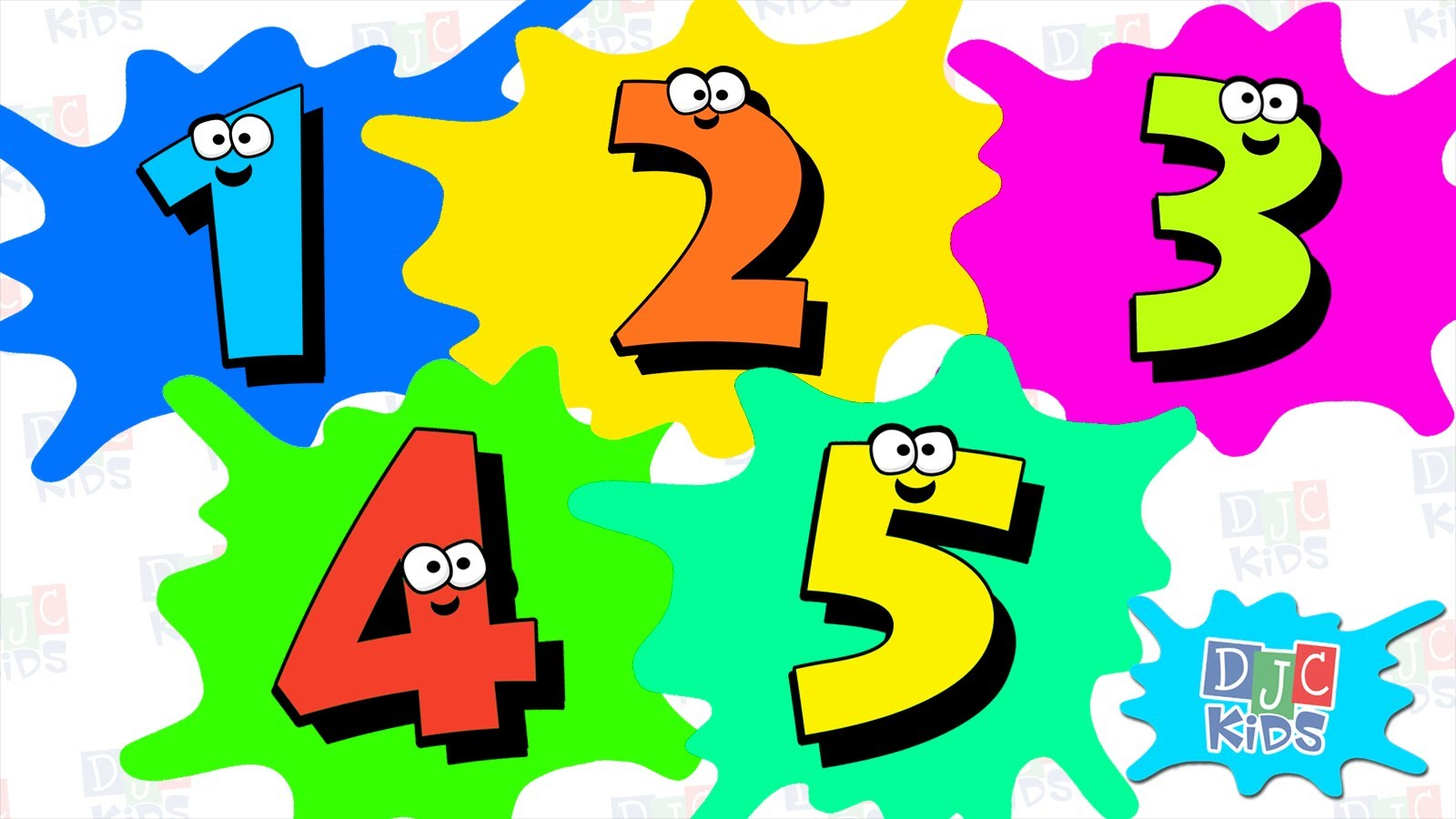 Clipartfest english. Clipart numbers 1 5