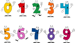 Clipart numbers png library clipart numbers | Clipart png library