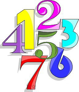 Clipart numbers clipart freeuse library Clip Art Numbers 1-10 Clipart - Clipart Kid clipart freeuse library